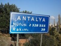 NÜFUS ARTIŞ HIZI - Antalya'nın En Hızlı Büyüyen İlçesi Konyaaltı Oldu