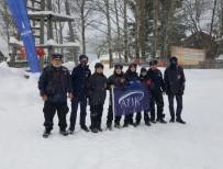 Atik Kış İzci Kampı Bolu'da Gerçekleşti