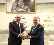 ULAŞTIRMA DENİZCİLİK VE HABERLEŞME BAKANI - ATO'dan Ulaştırma, Denizcilik Ve Haberleşme Bakanı Ahmet Arslan'a Ziyaret