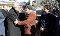 KÖSEKÖY - Başkan Karaosmanoğlu Bulgur Pilavı İkramına Katıldı