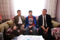 ŞÜKRÜ GÖRÜCÜ - Başkan Subaşıoğlu'ndan El-Bab Gazisi'ne Ziyaret