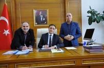 MEHMET KıLıÇ - Belediye İşçilerle Toplu Sözleşme İmzaladı