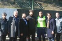 AHMET YILDIRIM - Beşiktaş - BB. Erzurumspor Dostluğu