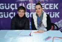YÜKSEK ÖĞRETİM - Bozüyük Belediyesi'nden Engelli Öğrencilere Özel Matematik Dersi