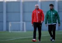 BİLAL KISA - Bursaspor'da Fenerbahçe Maçı Hazırlıkları Sürüyor