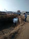 KıŞLAK - Büyükşehir Temiz Çevre İçin Çalışıyor