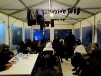 DALYAN - Çeşme'de 23 Sığınmacı Yakalandı