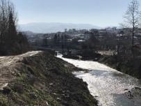 ORHANLı - Çuhallı Deresi Islahına Başlandı