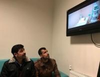 KAMERA SİSTEMİ - Elazığ'da Yoğun Bakım Hasta Yakınlarına Kameralı Hizmet