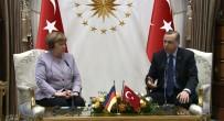 BASIN ÖZGÜRLÜĞÜ - Erdoğan Merkel Görüşmesinde Neler Konuşuldu ?