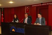 KOMİSYON RAPORU - Gebze'de Şubat Meclisi Gerçekleşti
