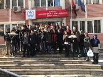 GÖNÜL KÖPRÜSÜ - Gençler Gazilerle Buluştu