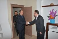MEHMET YAŞAR - Genel Sekreter Yaşar'dan Çatak'a Ziyaret