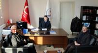 HUKUK FAKÜLTESI - Hukuk Fakültesinin Yeni Dekanı Göreve Başladı