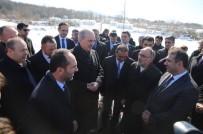 ALT YAPI ÇALIŞMASI - İneklerin Otladığı Havaalanı ODÜ'ye Devrediliyor