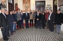 HATAY VALİSİ - İskenderun'da Deniz OSB'si Kurulacak