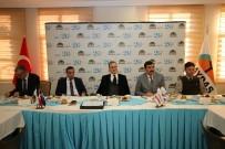ERSIN EMIROĞLU - İZAYDAŞ'ta Güvenlik Toplantısı Yapıldı