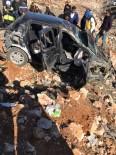 Kahramanmaraş'ta feci kaza: 2'si ağır 5 yaralı
