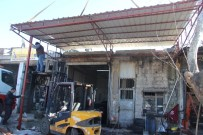Kahramanmaraş'taki Şiddetli Rüzgar