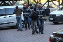 KAR MASKESİ - Kar Maskeli Hırsızlar Yakalandı