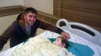 Karda Mahsur Kalan Hasta Bebek Kurtarıldı