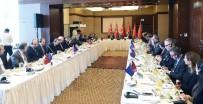 SELİN SAYEK BÖKE - Kılıçdaroğlu, AB'ye Üye Ülkelerin Büyükelçileri İle Bir Araya Geldi