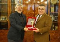 MEHMET SIYAM KESIMOĞLU - Kırklareli Belediyesi'ne Bir Ödül Daha