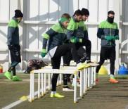 ÜMRANİYESPOR - Konyaspor'da Kupa Mesaisi Sürüyor