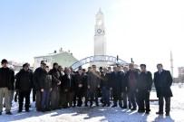 OKAY MEMIŞ - Köse'ye Yeni Hükümet Konağı Yapılacak