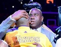 LOS ANGELES LAKERS - Magic Johnson Lakers'ta