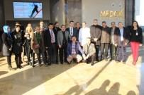 KALAFAT - Medova Hastanesi Basın Mensuplarını Ağırladı
