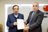 MHP Merkez İlçe Başkanı Deligözoğlu, Görevi Devraldı