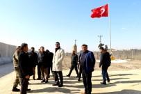 AYDıN ÜNAL - Milletvekilleri Çadır Kente İncelemelerde Bulundu