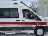 MEHMET NURİ ÇETİN - Muş'ta Kepçeyle Hasta Kurtarma Operasyonu