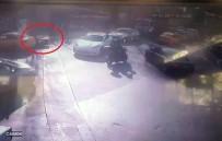 TAKSİ ŞOFÖRÜ - Motosiklet Kazası Kamerada