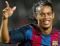 RONALDİNHO - Ronaldinho Barcelona'da