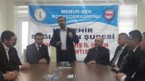 MEZHEP ÇATIŞMASI - Sağlık-Sen Genel Başkanı Memiş Açıklaması 'Ülkemiz Üzerinde Oynanan Oyunları Çok İyi Hatırlayalım'