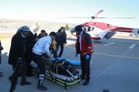 KÖY YOLLARI - Şanlıurfa'da 112 Acil Sağlık Ekipleri 24 Saate 515 Vakaya Ulaştı