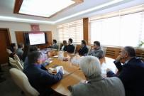 SAMI AYDıN - Sivas'ın 'Gürültü Haritası' Çıkarılacak
