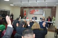 SEMT PAZARI - Süleymanpaşa Belediyesi Şubat Ayı Meclis Toplantısı Yapıldı