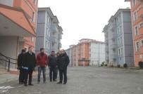 KONUT PROJESİ - Turhal'da 190 Sosyal Konut Hak Sahiplerine Teslim Edilmeye Hazır