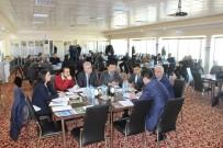 MURAT KOCA - Turizm Sektöründe Kayıtlı İstihdamın Teşviki Konulu Toplantı Yapıldı