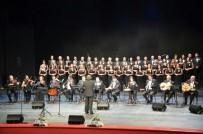 HASAN POLATKAN - Türk Sanat Müziği Korosu'ndan Sezon Ortası Konseri