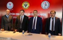 YÜREĞIR BELEDIYE BAŞKANı - Türkiye Grekoromen Güreş Şampiyonası Adana'da Yapılacak