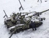 SOĞUK ALGINLIĞI - Ukrayna'da çatışmalar tekrar yoğunlaştı
