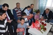ŞEHİT BABASI - Vali Yavuz'dan Şehit Ailesine Ziyaret