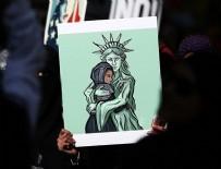 DONALD TRUMP - ABD'de 'bugün ben de Müslümanım' eylemi