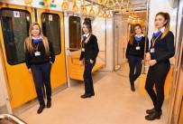 HÜSEYIN SÖZLÜ - Adana'nın Metrosu Da Kadınlara Emanet