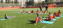 Adanaspor'da Aytemiz Alanyaspor Mesaisi Başladı