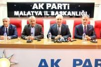 AK Parti Malatya İl Başkanı Kahtalı Açıklaması 'Cumhurbaşkanı Erdoğan'ın Mitingine 100 Bin Kişi Katıldı'